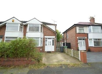 Thumbnail 3 bedroom semi-detached house for sale in Pine Avenue, Whitefield, Manchester
