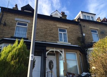Thumbnail 4 bedroom terraced house to rent in Westfield Road, Bradford 9