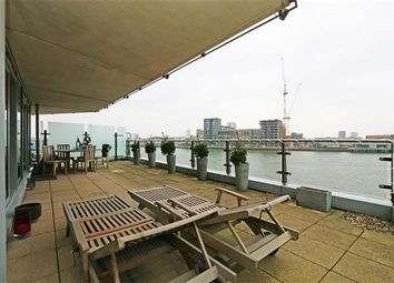 Thumbnail 3 bedroom flat to rent in Ensign House, Battersea Reach, Juniper Drive, Wandsworth