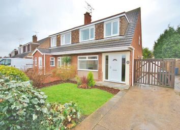Thumbnail 3 bedroom semi-detached house to rent in Churchill Drive, Ruddington