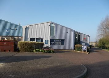 Thumbnail Industrial to let in Valley Way, Market Harborough