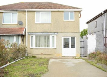 3 bed semi-detached house for sale in Graiglwyd Road, Cockett, Swansea SA2