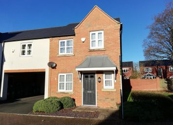 3 bed end terrace house for sale in Isherwoods Way, Wem, Shrewsbury SY4