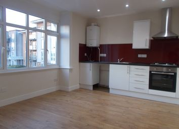 Thumbnail 1 bed flat to rent in Hawkeswood Road, Southampton
