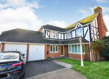 Thumbnail 5 bed detached house to rent in Yeoman Park, Bearsted, Maidstone