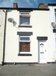 Thumbnail 1 bed terraced house for sale in West Street, Leek, Staffordshire