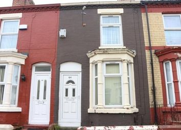 Thumbnail 2 bed terraced house to rent in Bligh Street, Wavertree, Liverpool