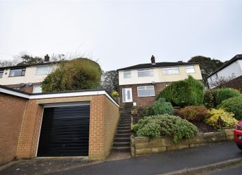 Thumbnail 3 bedroom semi-detached house for sale in Hill View Gardens, Northowram, Halifax