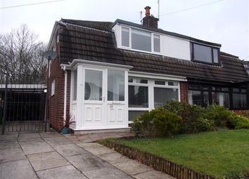 Thumbnail 3 bed semi-detached house for sale in Green Walk, Gatley, Cheadle