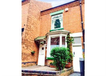 Thumbnail 2 bed terraced house for sale in Vicarage Lane, Belgrave, Leicester