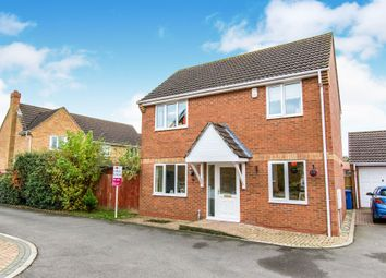 Thumbnail 3 bed detached house for sale in Ingamells Drive, Saxilby, Lincoln