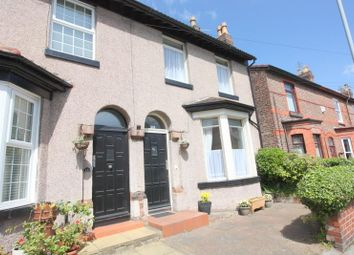 Thumbnail 3 bedroom terraced house for sale in Victoria Road, Crosby, Liverpool