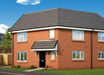 "Thumbnail 3 bed property for sale in ""The Stirling At Abbotsway"" at Inchinnan Road, Paisley"