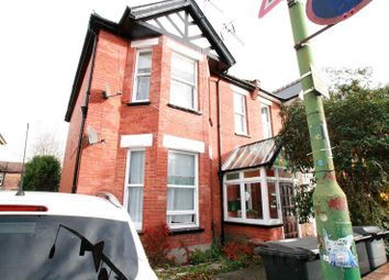 Thumbnail 1 bedroom flat to rent in Talbot Road, Winton, Bournemouth