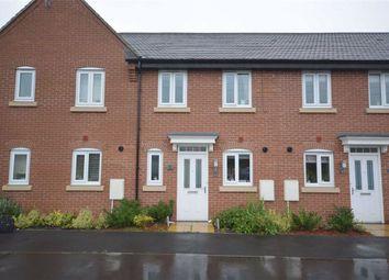 Thumbnail 2 bed terraced house for sale in Burnett Close, Stenson Fields, Derby