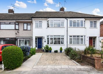 Thumbnail 3 bed terraced house for sale in Stour Way, Cranham, Upminster