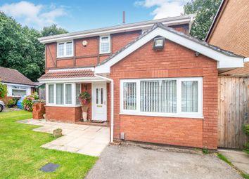 Thumbnail 4 bed detached house for sale in Quintbridge Close, Halewood, Liverpool