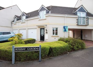 Thumbnail 3 bed terraced house for sale in Rosebay Gardens, Cheltenham