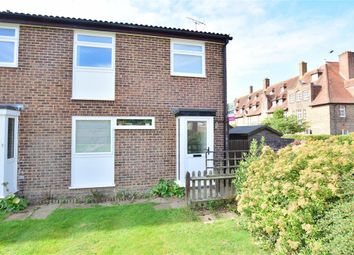 Thumbnail 3 bedroom end terrace house for sale in Priory Way, Haywards Heath, West Sussex