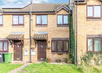 Thumbnail 2 bedroom terraced house for sale in Grange Park, Hall Lane, Wittering, Peterborough