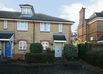 Thumbnail 3 bed end terrace house for sale in Treves Close, Winchmore Hill