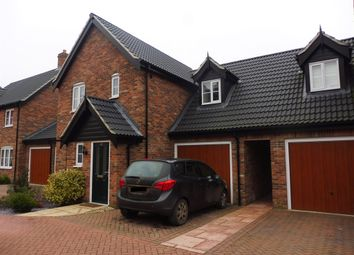 Thumbnail 3 bedroom link-detached house for sale in Captain Ford Way, Dereham