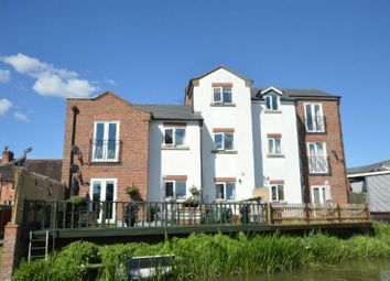 Thumbnail 2 bed flat for sale in Park Road, Wigston
