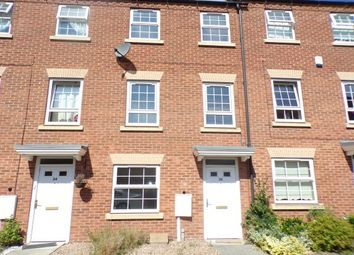 Thumbnail 3 bed town house to rent in Haslam Court, Chesterfield