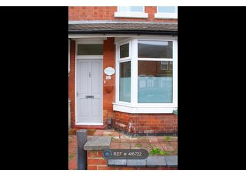 3 bed terraced house to rent in Herbert Street, Loughborough LE11