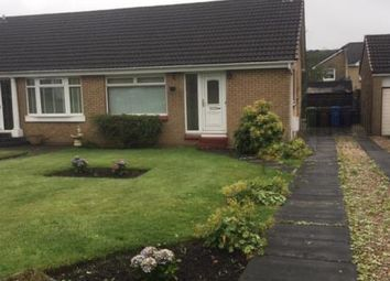Thumbnail 2 bedroom semi-detached bungalow to rent in Lochview Drive, Hoggansfield, Glasgow