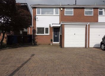 Thumbnail 3 bed semi-detached house for sale in Bodmin Drive, Bramhall, Stockport