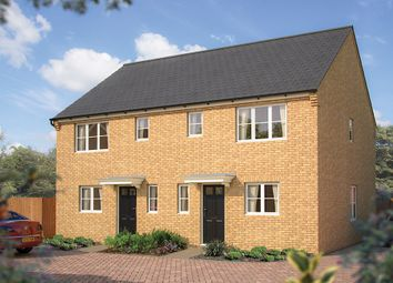 "Thumbnail 3 bedroom semi-detached house for sale in ""The Southwold"" at London Road, Calverton, Milton Keynes"