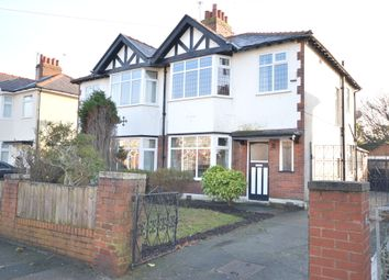 Thumbnail 3 bed semi-detached house for sale in Warley Road, Blackpool