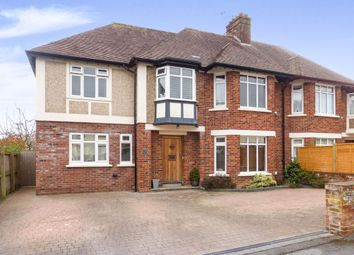 Thumbnail 4 bed semi-detached house for sale in West Park, Minehead
