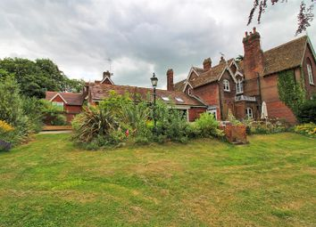 Thumbnail 5 bedroom semi-detached house for sale in Aston End Road, Aston, Stevenage