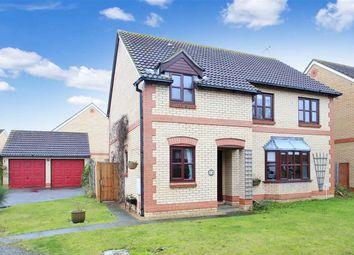 Thumbnail 4 bed detached house for sale in Dodson Vale, Grange Farm, Kesgrave, Ipswich