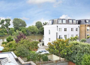Thumbnail 4 bed town house for sale in Lattimer Place, Chiswick