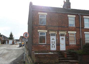 Thumbnail 2 bed end terrace house for sale in Werrington Road, Bucknall