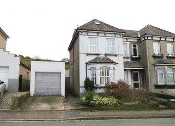 Thumbnail 4 bed semi-detached house for sale in Victoria Road, Whitehaven, Cumbria
