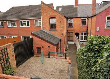 Thumbnail 3 bedroom end terrace house for sale in Dulverton Road, Westcotes