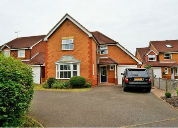 Thumbnail 4 bed detached house to rent in Anthian Close, Reading