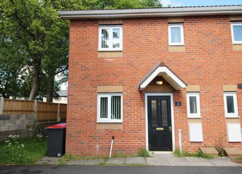 3 bed end terrace house to rent in St. Peters Court, Snedshill, Telford TF2