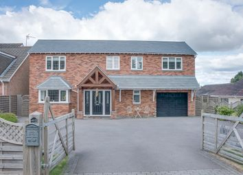 Thumbnail 4 bed detached house for sale in Crumpfields Lane, Webheath, Redditch