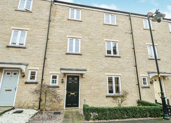Thumbnail 4 bed terraced house to rent in Linnet Road, Calne