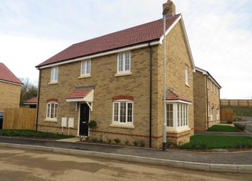 Thumbnail 4 bed detached house for sale in St Andrews Way, Sawtry, Huntingdon