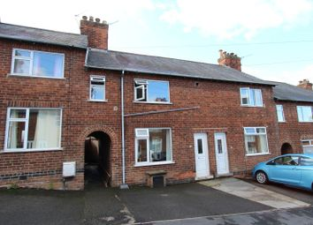 Thumbnail 2 bed terraced house for sale in Alton Rise, Matlock