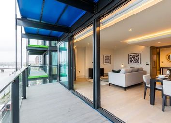 Thumbnail 2 bedroom flat to rent in Merano Residences, 30 Albert Embankment
