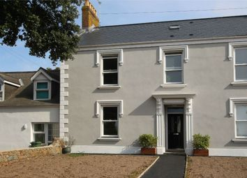 Thumbnail 4 bed terraced house for sale in La Rochelle Road, Vale, Guernsey