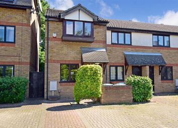 Thumbnail 2 bed end terrace house for sale in Magpie Close, Forest Gate, London