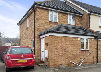 Thumbnail 3 bedroom end terrace house for sale in Angoods Lane, Chatteris